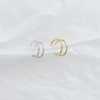 Line Ear Cuff(2colors)